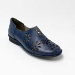 Sapato JGean CN0038 Oxford Couro Legítimo