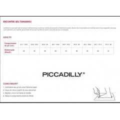 Sapato Piccadilly 143155 com salto anabela