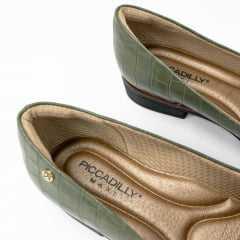 Sapato Piccadilly 288002 Verniz Croco Maxi Therapy