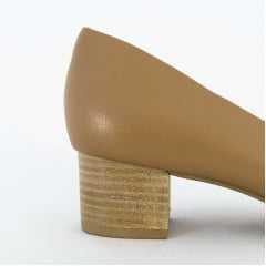 Sapato Usaflex AA4303 Mestiço Camel