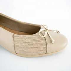 Sapato Usaflex AB6804 Linha Care Joanetes Avelã