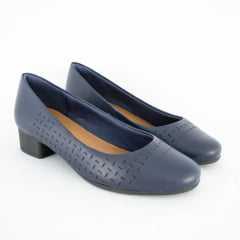 Sapato Usaflex AB6805 Soft Slim New Blue