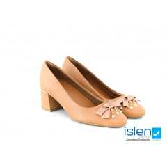 Sapato Usaflex Z2604/61 Galapagos Caramelo