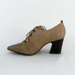 Sapato Verofatto 6013202 Lisa XIX Couro atanado Capuccino
