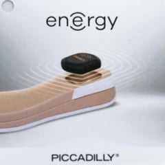 Tamanco Piccadilly 815014 linha iMoov com tecnologia Energy Rose
