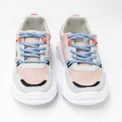Tênis Coca-Cola CC1882M Frame Hall Chunky Sneakers