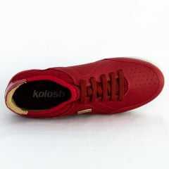 Tênis Kolosh C0448 Sem cadarço Sedah Vermelho