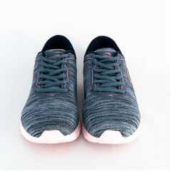 Tênis Kolosh K8705 Harpis Roma Tecido Jeans