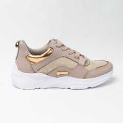 Tênis Pegada 218805 Sneaker em couro legítimo