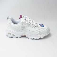 "Tênis Skechers 11931 Chunky D""Lites Fresh Start All White"