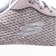 Tênis Skechers 12966 Dynamight Quick-Concept com palmilha de efeito memória Rose
