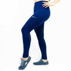 Legging Feminina Nike Dri-Fit AT3103-492 com Transparência