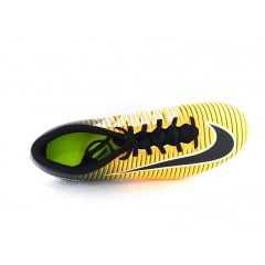 Chuteira Nike Mercurial Vortex III Amarelo/Preto