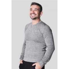 Camiseta Praxis 425 I18352 Segunda Pele Térmica tecido Pettenati com proteção UV50+