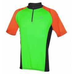 Camiseta Realtex 0998 para Ciclismo com Bolso traseiro Bike