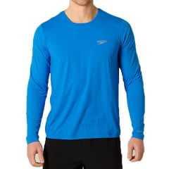 Camiseta Speedo 07171 manga longa com Proteção UV