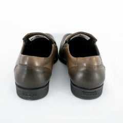 Sapato Ferracini 4305-281I Liverpool Couro Conhaque