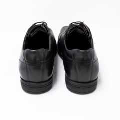 Sapato Ferracini 5987-511G Mayer BA em couro legítimo com Cadarço