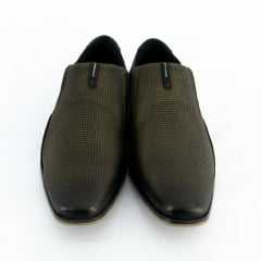 Sapato Pegada 122242 Washed Cravo Couro Fosco