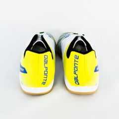 Tênis DalPonte 834170013 Futsal Twister Branco/Azul
