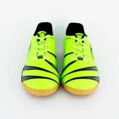 Tênis DalPonte 837174257 Futsal Valência Verde/Preto