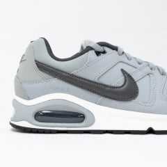 Tênis Nike 749763 012 Air Max Command Leather Couro Legítimo com Bolha de Amortecimento