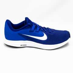 Tênis Nike AQ7481 400 Downshifter 9 Deep Royal/White