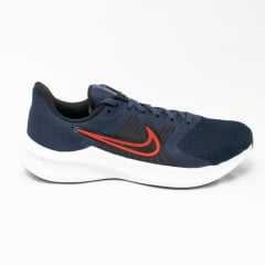 Tênis Nike CW3411 400 DownShifter 11 Marinho/Branco