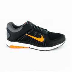 Tênis Nike Dart 12 MSL Preto/Laranja