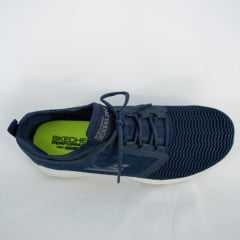 Tênis Skechers 55100 Go Run Fast Tênis de Corrida Profissional Azul