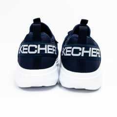 Tênis Skechers 55103 Go Run Fast Valor Marinho