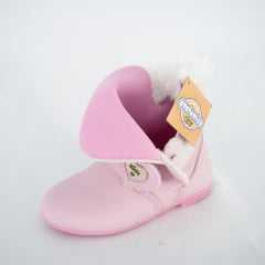 Bota Kidy 154-0136 Soft Rosa Bebê