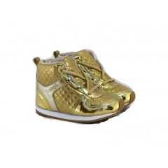Tênis Ortopé 22140008 New Vinatage Ouro