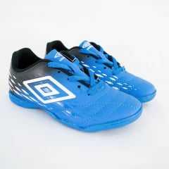 Tênis Umbro 0F82050-312 Fifty II JR Futsal Infantil