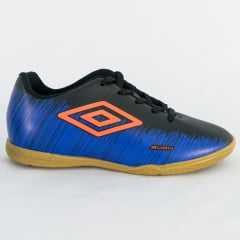 Tênis Umbro 889485 Futsal Burn JR Coral