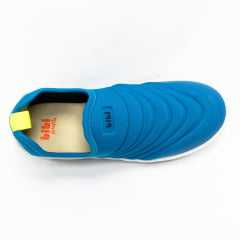 Tênis Bibi Roller New Cobalt/Amarelo Fluor