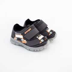 Tênis Ortopé 2199020 Com Led e Velcro Cinza